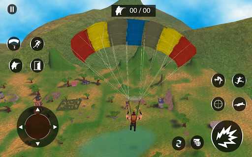 Battle Royale Grand Mobile V2 1.1 screenshots 6