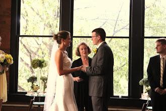 Photo: Wedding Ceremony Loft at Falls Park - Greenville,SC - http://WeddingWoman.net