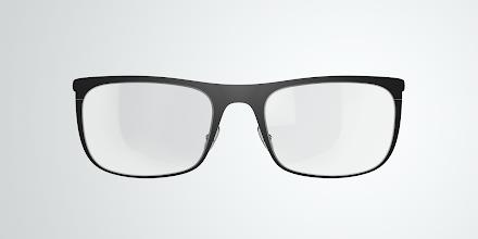 Photo: Thin frames