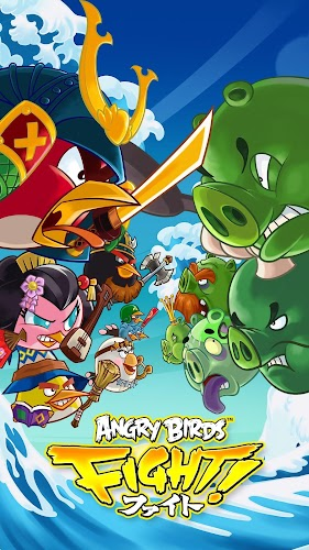 Angry Birds Fight Mod APK v1.3.3 (Unlimited Money) - screenshot