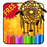 Adult Coloring Dreamcatcher Apk Download Free for PC, smart TV