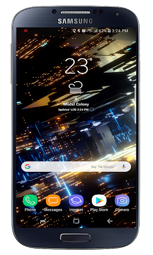 Download Launcher Theme for Motorola Moto G6 Plus Google Play