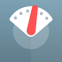 Weight loss tracker – Monitor your body and diet icon