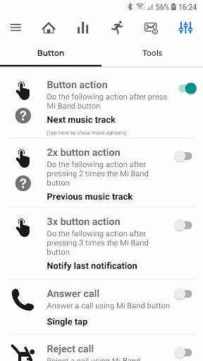 Notify & Fitness for Mi Band modavailable screenshots 6