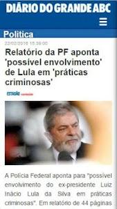 Diário do Grande ABC screenshot 1
