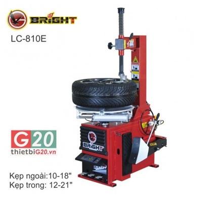 Máy ra vào lốp Bright LC-810E.Cách phân biệt 810E thật và giả