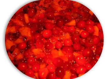 Spicy Cranberry Chutney