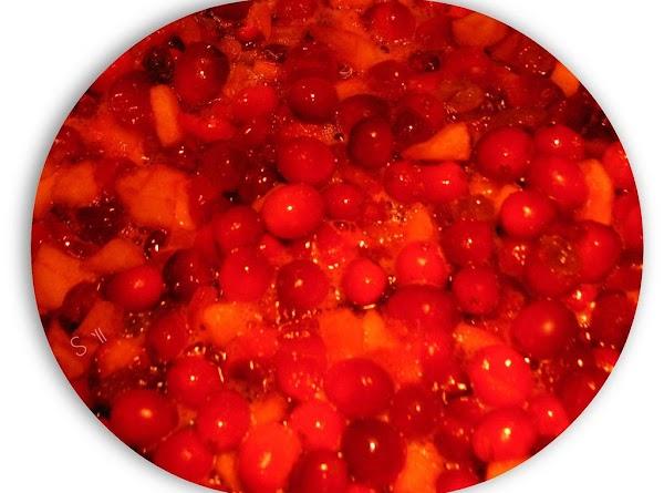 Spicy Cranberry Chutney Recipe