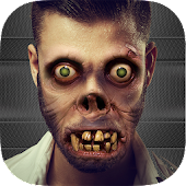 Zombie Face Maker Camera Free
