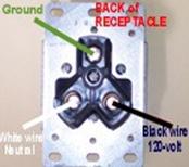 Hook up procedure a 30 amp breaker