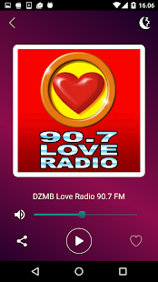 Radio Philippines - Radio FM- screenshot thumbnail
