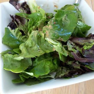 Roasted Garlic Aoli Salad Dressing