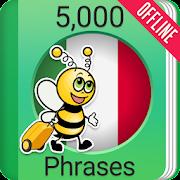 Learn Italian - 5000 Phrases
