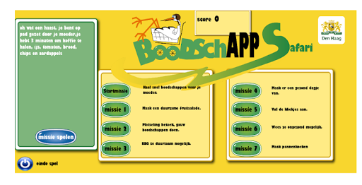 BoodschapApp Safari android2mod screenshots 2