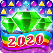 Jewel & Gems Mania 2019 - Match In Temple & Jungle