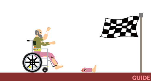Guide For Happy Wheels screenshot 2