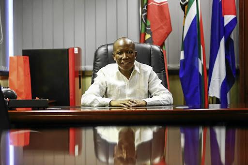 Why I went to Nkandla: Julius Malema explains his tea party with Zuma