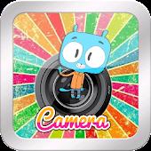 Photo Camera Funs Gumball
