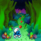 Smurf Jungle Run