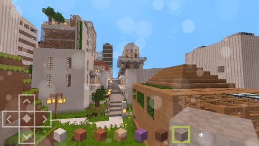 MaxCraft Big City Prime Builder Games Apk 1