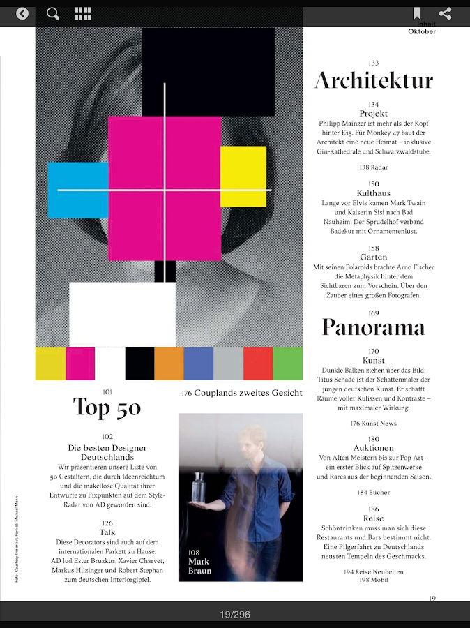 AD MAGAZIN (D)- screenshot