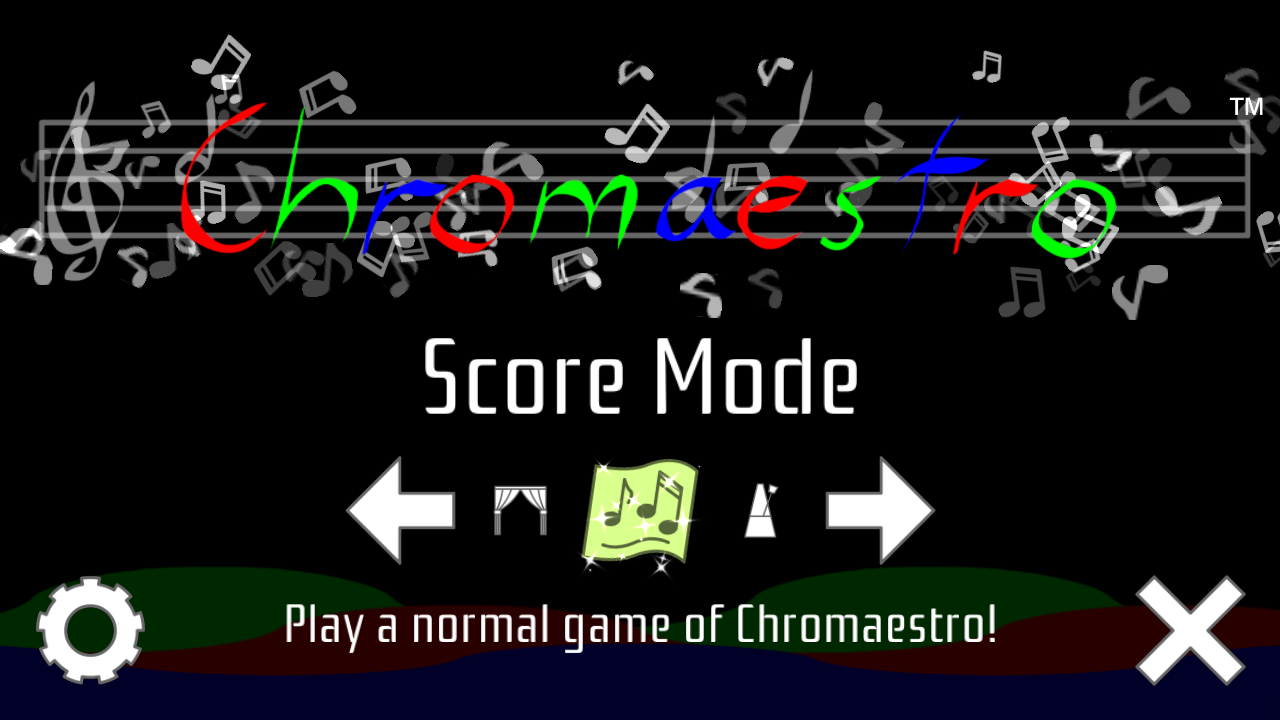 Chromaestro- screenshot