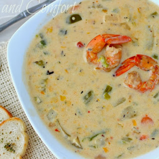 Shrimp And Clam Chowder Soup Recipes