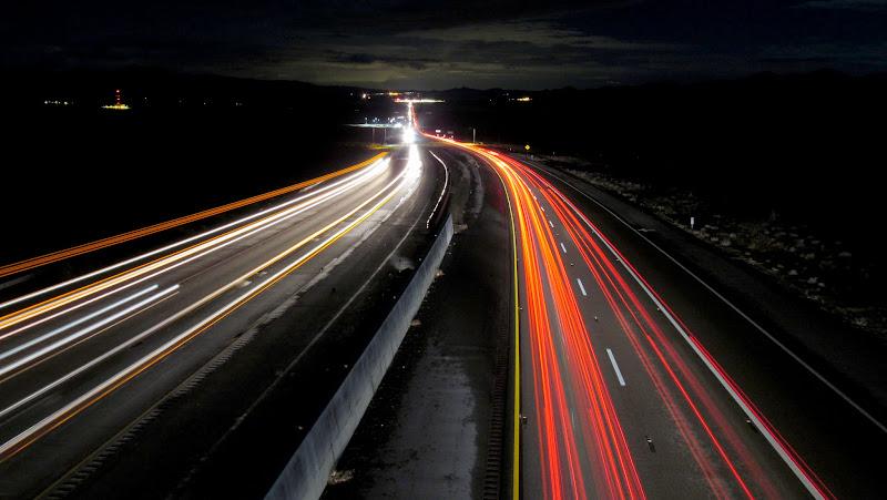 Photo: Nipton Road over I-15