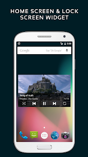 Pulsar Music Player - Mp3 Player, Audio Player Screenshot
