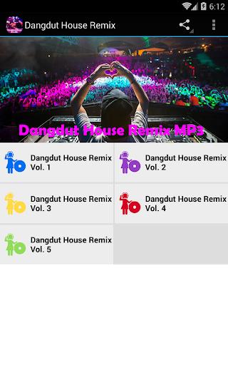 Dangdut House Remix Mp3 1.2 screenshots 1