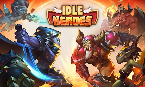 Idle Heroes MOD Apk 1.11.0 (Unlimited Gems) 1