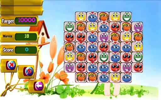 Emoji Quest - Match 3