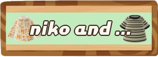 「niko and ...」のマイデザインIDまとめ