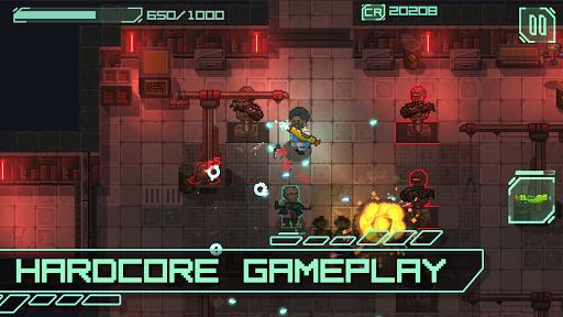 Endurance: space shooting RPG  game 1.4.2 screenshots 3