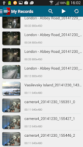 RTSP Player (IP Camera Viewer) screenshot 6