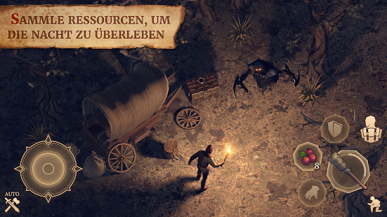 Grim Soul: Dark Fantasy Survival Screenshot