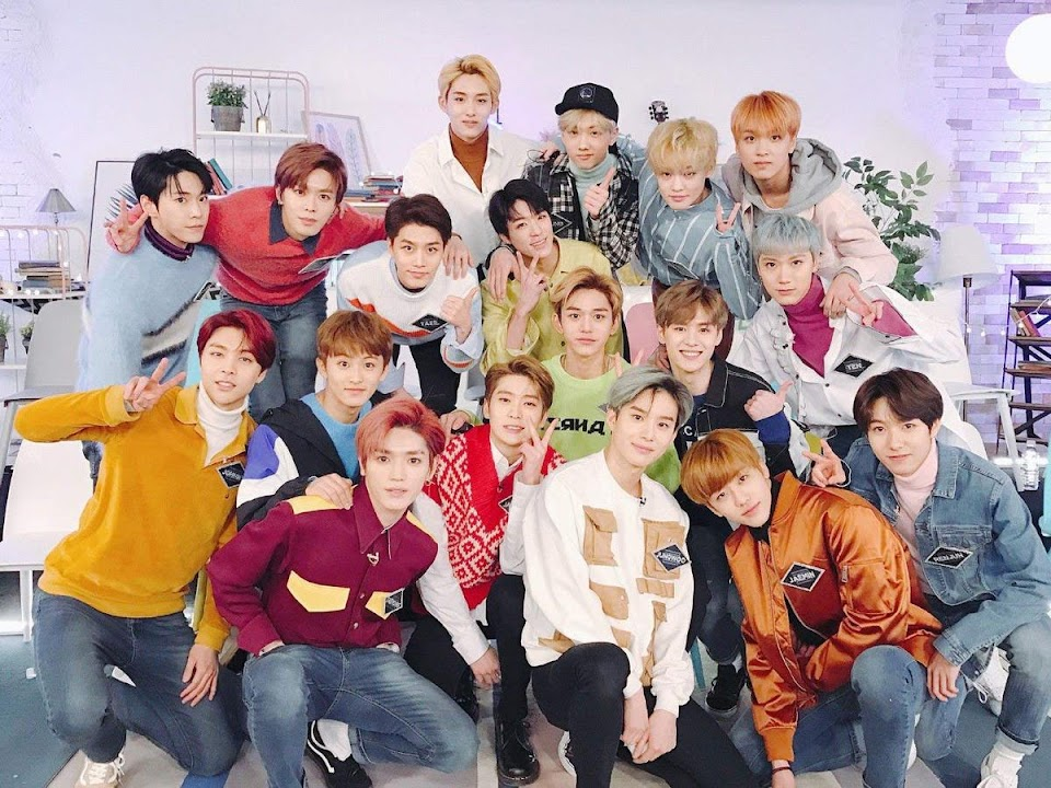 exo nct debut 4