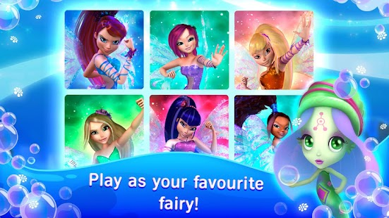 Winx Sirenix Power- screenshot thumbnail