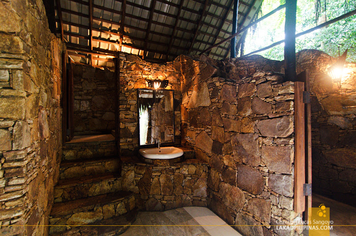 Ella Jungle Resort Sri Lanka Chalet Toilet & Bath
