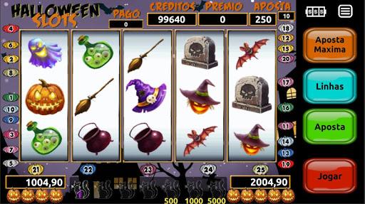 Halloween Slot Machine 10 screenshots 1