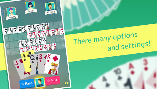 Sevens - Free Card Game filehippodl screenshot 2