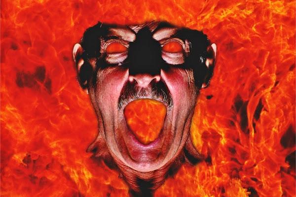 Bruciavo all'inferno.. di AlfredoNegroni