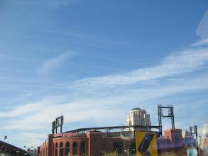 Photo: Stadium on the way to I-44