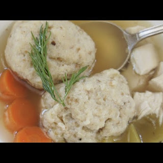 How to Make Chicken Soup with Matzah Balls.