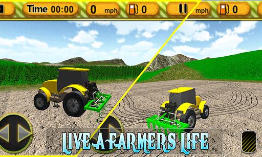 農業トラクターシミュレータ