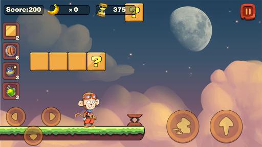 Monkey Run Adventure - Jungle Story - Banana World 1.0.0 screenshots 4