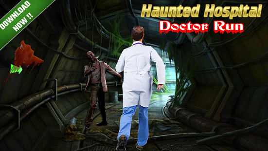 Haunted Hospital Horror : Doctor Run - náhled