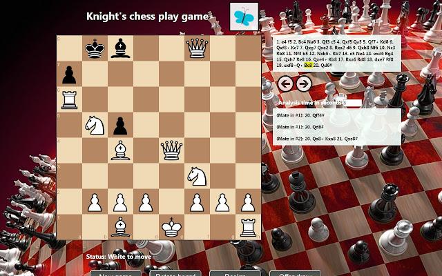 Knight's chess