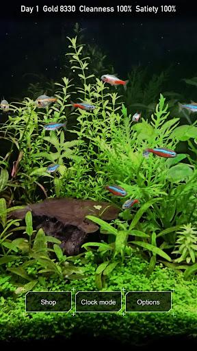 Mini Aqua: Tropical Fish Tank 1.31 screenshots 1