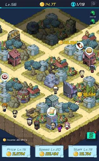 Code Triche Idle Express Tycoon mod apk screenshots 5
